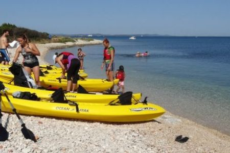Zadar - Kayak & Bike Adventure