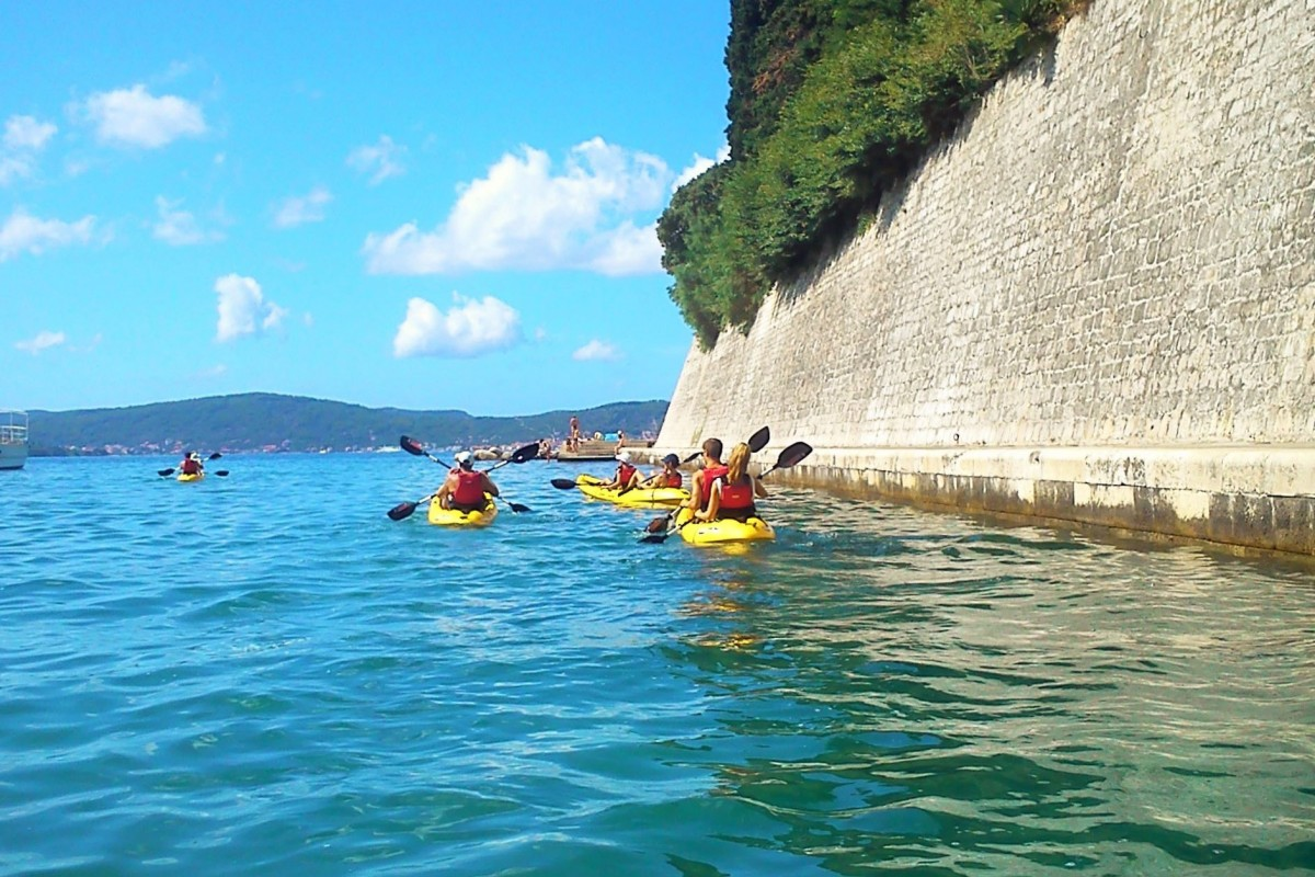Zadar Kayak Tour