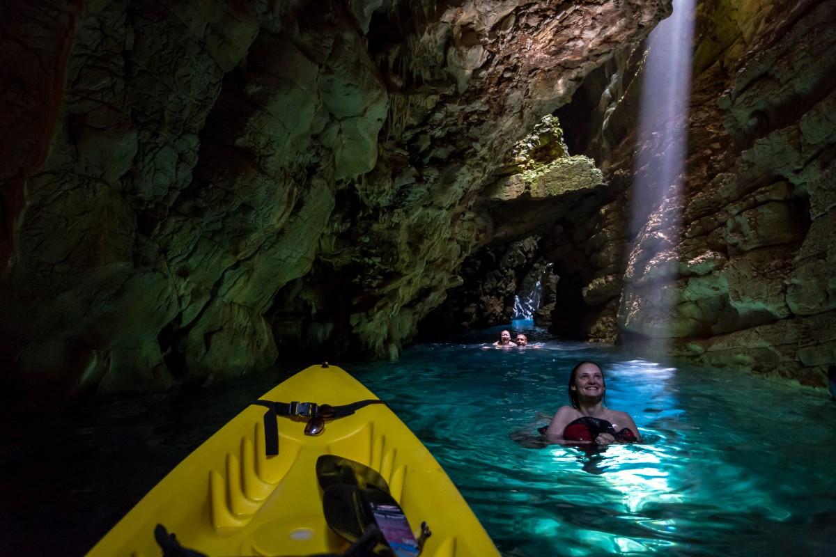 Dugi otok 1 day kayak adventure