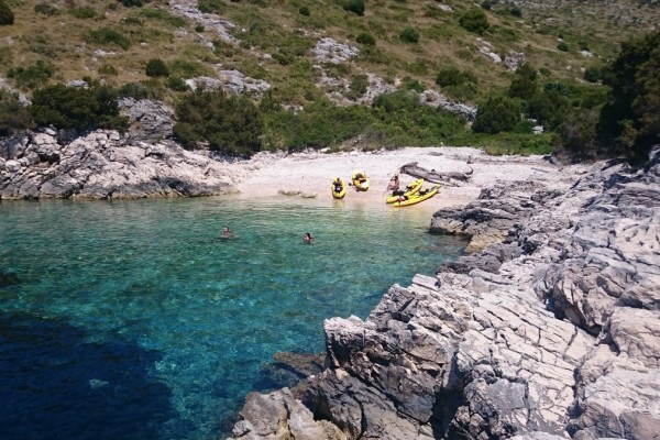 Dugi Otok 1 Day Kayak Adventure