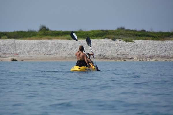 Dugi Otok Half Day Kayak Adventure